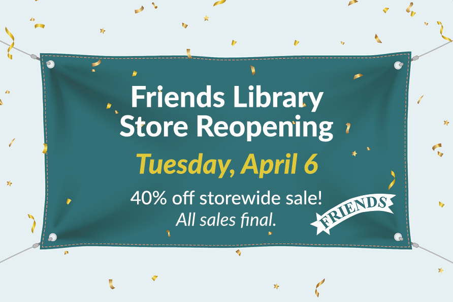 Friends.Store.Reopening.Website