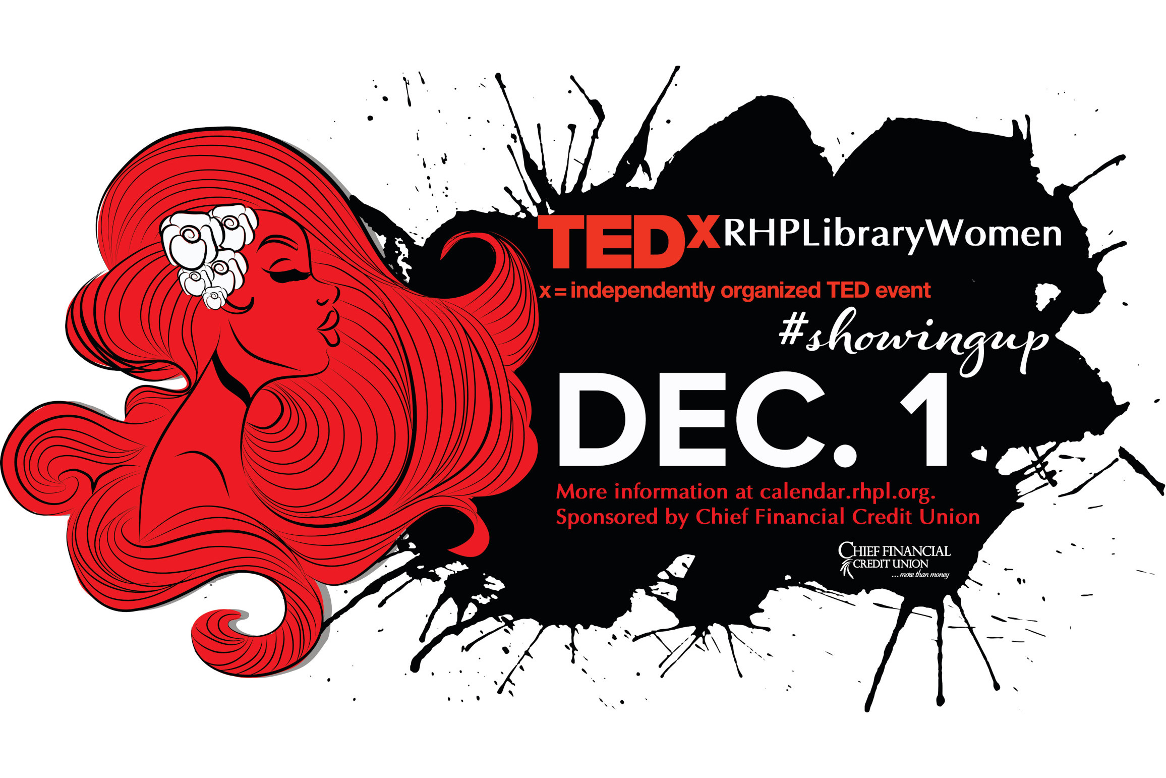 TEDxRHPLibraryWomen Dec 1 2018